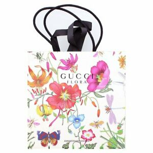 GUCCI FLORA ANNIVERSARY EDITION FLORAL TOTE BAG FREE DELIVERY