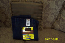 Wrangler Men's Jeans Boot Cut 945 Regular Fit Size 36X34 NWT100% Cotton
