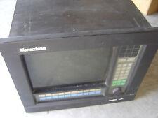 Nematron Operator Interface Terminal Iws-4655/Is Iws-4655/Is