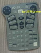 For Yaskawa Motoman XRC Teach Pendant Membrane Keypad XKS-005E XKS-001E #SP62
