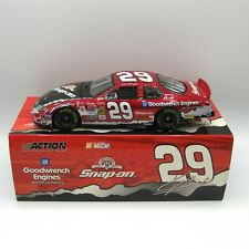 Kevin Harvick #29 Snap On Goodwrench 2003 Monte Carlo Action 1:24 Diecast Car