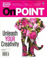 Harvard Business Review Special Spring 2020 How to Lead With Purpose 132 Pages