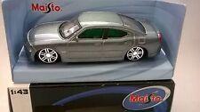 MAISTO 1:43 AUTO DIE-CAST DODGE CHARGER R/T GRIGIO METALLIZZATO ART 21198