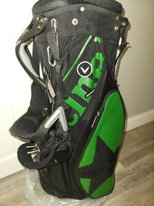 Callaway Limited Edition Heineken Golf Stand Bag NEW!!