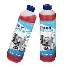 Entkalker Universal flüssig mit Farbindikator 2x 750 ml
