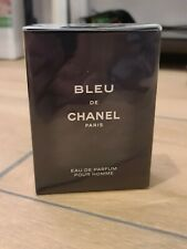 Bleu de Chanel, Parfum, 100ml, genuine, sealed, vaporisation spray