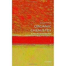 Organic Chemistry: A Very Short Introduction by Graham Patrick (Paperback, 2017)