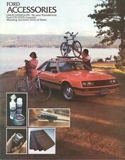 1979 Ford Auto Accessories Brochure Mustang/LTD/T-Bird