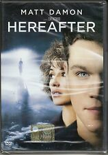 Dvd **HEREAFTER** di Clint Eastwood con Matt Damon nuovo sigillato 2010