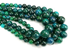 UKcheapest-Chrysocolla round & cube 4 6 8 10 12mm green blue gemstone beads dyed