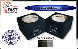 NEW Speaker pod box mount co axial component van car audio sub 6.5 5.25 5 4 ...