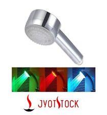 Alcachofa de ducha LED detector de temteratura SIN PILAS - Envío urgente GRATIS