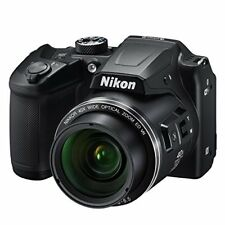 7004-3cu Nikon Coolpix B500 Bridgekamera Schwarz