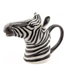 Quail Ceramics - Zebra Jug - Large