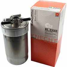 Original mahle Filtro de combustible KL 233/2 fuel filter