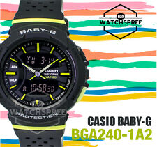 Casio Baby New BGA-240 Series Watch BGA240-1A2