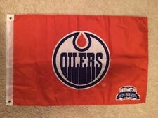 Oilers Ultimate Package Towel Flag Pin Litho Puck Final Last Game Rexall Place