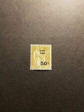 FRANCE TIMBRE TYPE PAIX SURCHARGÉ N°298 NEUF ** LUXE MNH 1934