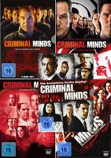 Criminal Minds - Die komplette 1. - 5. Staffel                | DVD | 444