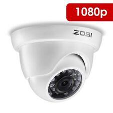 ZOSI TVI 1080p IR Caméra Bullet Vision Nocturne 20m Système de Surveillance CCTV