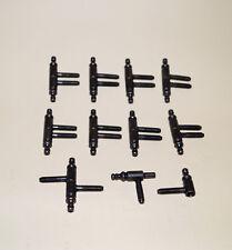 Einbohrband  Klein, 20 Stück Oberfläche -Antik Rollendurchmesser 9 mm