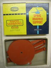 Aurora Vintage Ho 1963 - 1969 Spiral Roadway Support, Original Box, Thunderjet