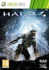 Halo 4 (Xbox 360, 2012) PAL Disc Mint Xbox One Brand New Case J2L