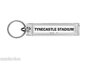 Hearts Of Midlothian Street Sign / Keyring / Football Fc