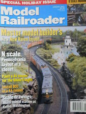 Model Railroader - Jan 2001 - Install DCC in a 44-tonner   [TR.30]