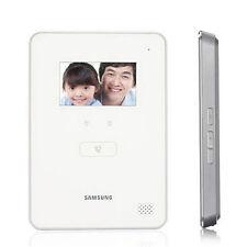 SAMSUNG EZON SHT3615White Color Video Door InterPhone Security DoorBell Intercom