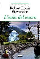 L'isola del tesoro di Robert Louis Stevenson Crescere Ediz. LIBRO NUOVO