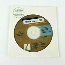 Thompson Phillips Mais Oui!, 3e French Language Course Replacement CD Only NEW