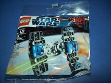 LEGO 8028 STAR WARS polybag TIE FIGHTER  NEW Sealed 44 pcs Retired