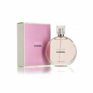 Chance Eau Tendre by Chanel for Women Eau De Parfum Spray 3.4 Ounces
