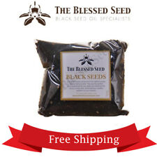 Black Seeds / Nigella Sativa Seeds 100g Pack 100% Pure & Halal