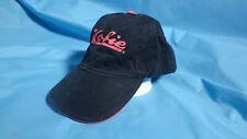 Hobie Cat Trucker Baseball Hat Cap Black Cotton Printed Logo Front NEW