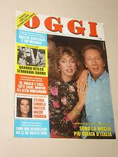 OGGI 1983/50=FRANCO GENTILINI=LAURA LATTUADA=ELENA LUISI=WALTER TOBAGI=MAZZOLA=