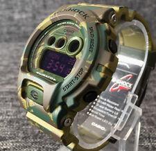 CASIO G SHOCK Camuflaje GD-X6900MC-3ER Edición Digital Wr 200M Nuevo