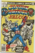 Marvel Comics: Captain America #215 (1st Series) Origin Retold! VF+