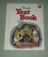 Book HC Disney Wonderful World of Reading  - Yearbook 1998