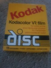 Kodak VR Film Disc 15 Exposures