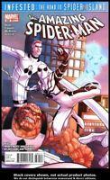 Amazing Spider-Man, The #660 Marvel 2011 VF/NM