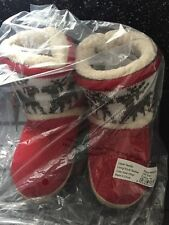Girls Slippers Boots  Size 10-11