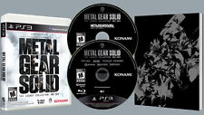 Metal Gear Solid The Legacy Collection 1987-2012 - NEW SEALED with  ARTBOOK