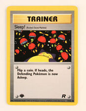 Trainer Team Rocket Common Pokémon Individual Cards