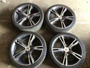 "FG Ford Falcon XT XR G6 G6E FPV GT alloys Rims Wheels 19"" inch set genuine BA BF"