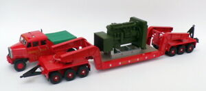 Corgi 1/50 Scale 17603 Scammell Constructor Girder Trailer & Load - Siddle Cook