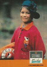 X7019 Stefanel Kids - Pubblicità 1990 - Advertising