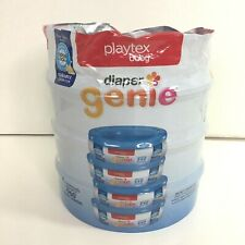 Playtex Diaper Genie Refills Diaper Bags 3 Packs, 720 Count
