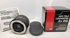[Very rare / N.MINT] SIGMA APO TELE CONVERTER 2X DG EX Lens for SIGMA from Japan